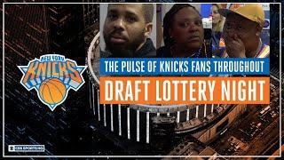 Knicks fans REACT to NBA Draft Lottery | CBS Sports HQ
