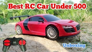 Best Budget High Speed 4 Channel Remote Control Kids Car Miss amp Chief RC Car Unboxing