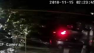 Sheikh sarai phase 2, police chasing car thief, great delhi police