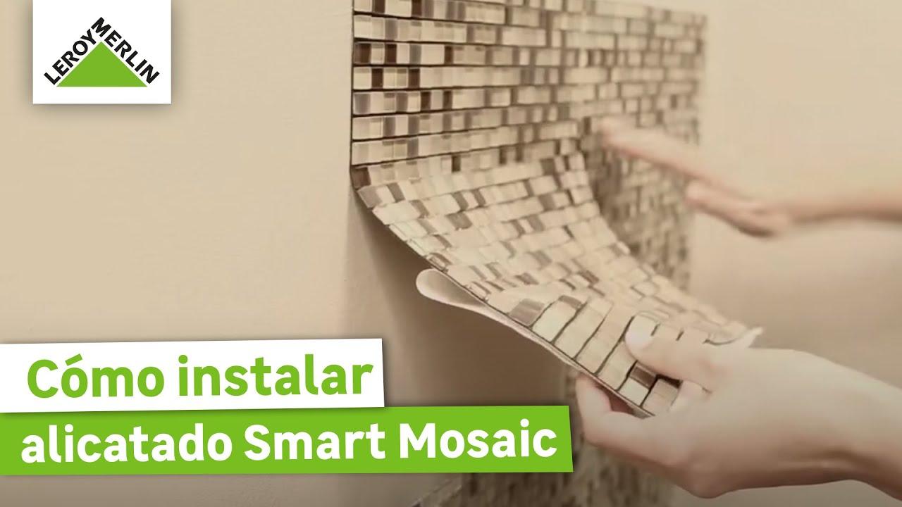 Cómo Instalar Smart Mosaic