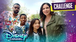 Name Game Challenge | Just Roll With It | Disney Channel