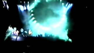 Pink Floyd - Live in Venice - Pt. 1. Shine On Pt1 & Learning To Fly - Audience Filmed Version.