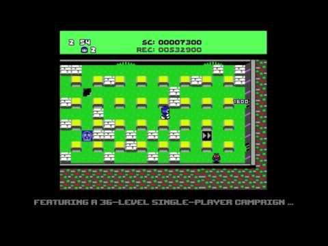Bomberland 64 (C64, PC, Mac & Linux)- Homebrew Download | GO GO Free