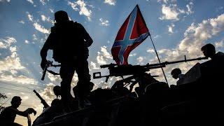 ДНР:ополчение перешло в контрнаступление / Митинг в Донецке