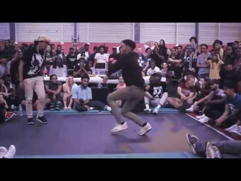 Insane Dance Battle Rounds 3 - Les Twins,Bluprint,Skitzo,Waydi and more