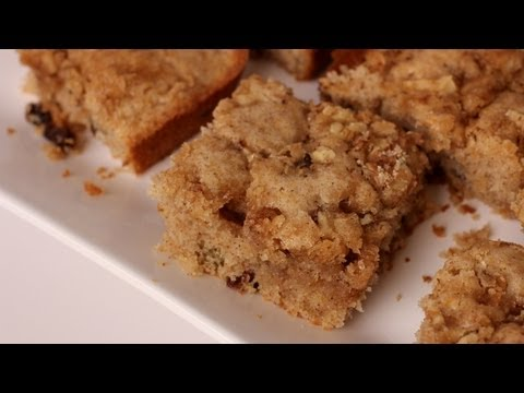 Spiced Coffee Cake Recipe – Laura Vitale – Laura in the Kitchen Episode 262