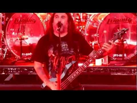 SLAYER - MANDATORY SUICIDE - ROCKSTAR MAYHEM FESTIVAL 2012 - SHORELINE AMPHITHEATRE MOUNTAIN VIEW CA