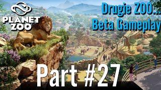 Beta GamePlay - Planet ZOO (Drugie Zoo...) Part #27
