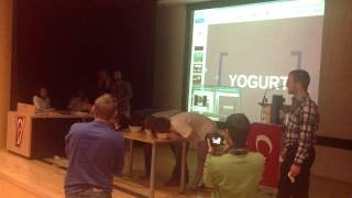 Yogurt Competition - Turkish Fillup 2013-w