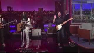 kurt vile and the violators - late show with david letterman - 17 May 2013