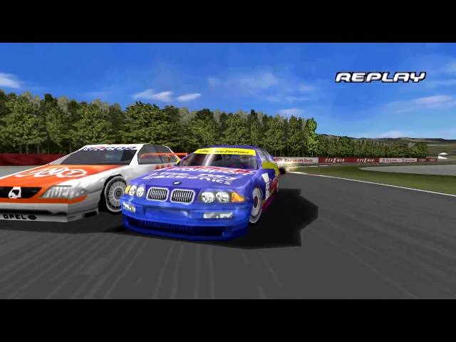 TOCA World Touring Cars PS1/ PSX @ 60fps PCSXR-PGXP HD (2000)