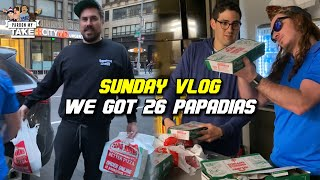 Big Cat Bought 26 Papadias for 5 People | PMT Vlog