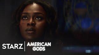 American Gods | Season 1, Episode 8 Clip: Impression | STARZ