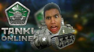 TANKI ONLINE - TENTANDO CAPTURAR BANDEIRAS (GAMEPLAY NO PC)