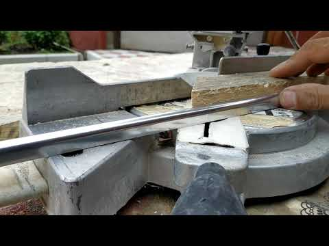 Как резать металлический
