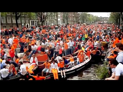 KLM - Kingsday in Amsterdam 2017