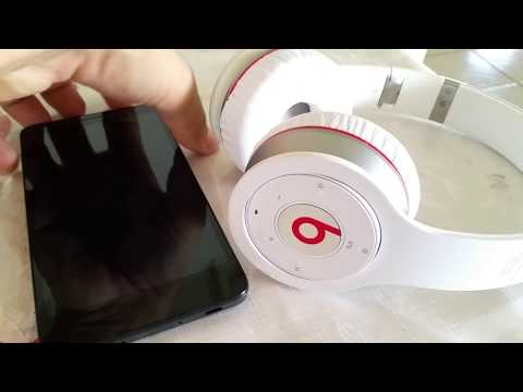 How to pair BEATS Wireless to Huawei Ascend phone