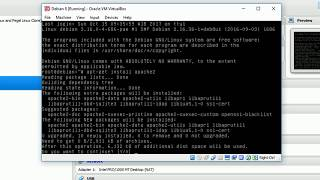 Debian 8 Installing Apache2 Web Server and PHP5