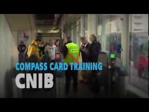 Compass CNIB Training: In the Field