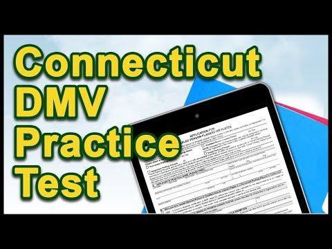Connecticut DMV Practice Test