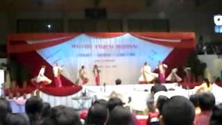 WVRAA 2013 Secondary # 1 - Balangbang
