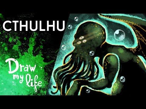 La HISTORIA de CTHULHU - Draw Club