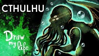 La HISTORIA de CTHULHU - Creepy Draw