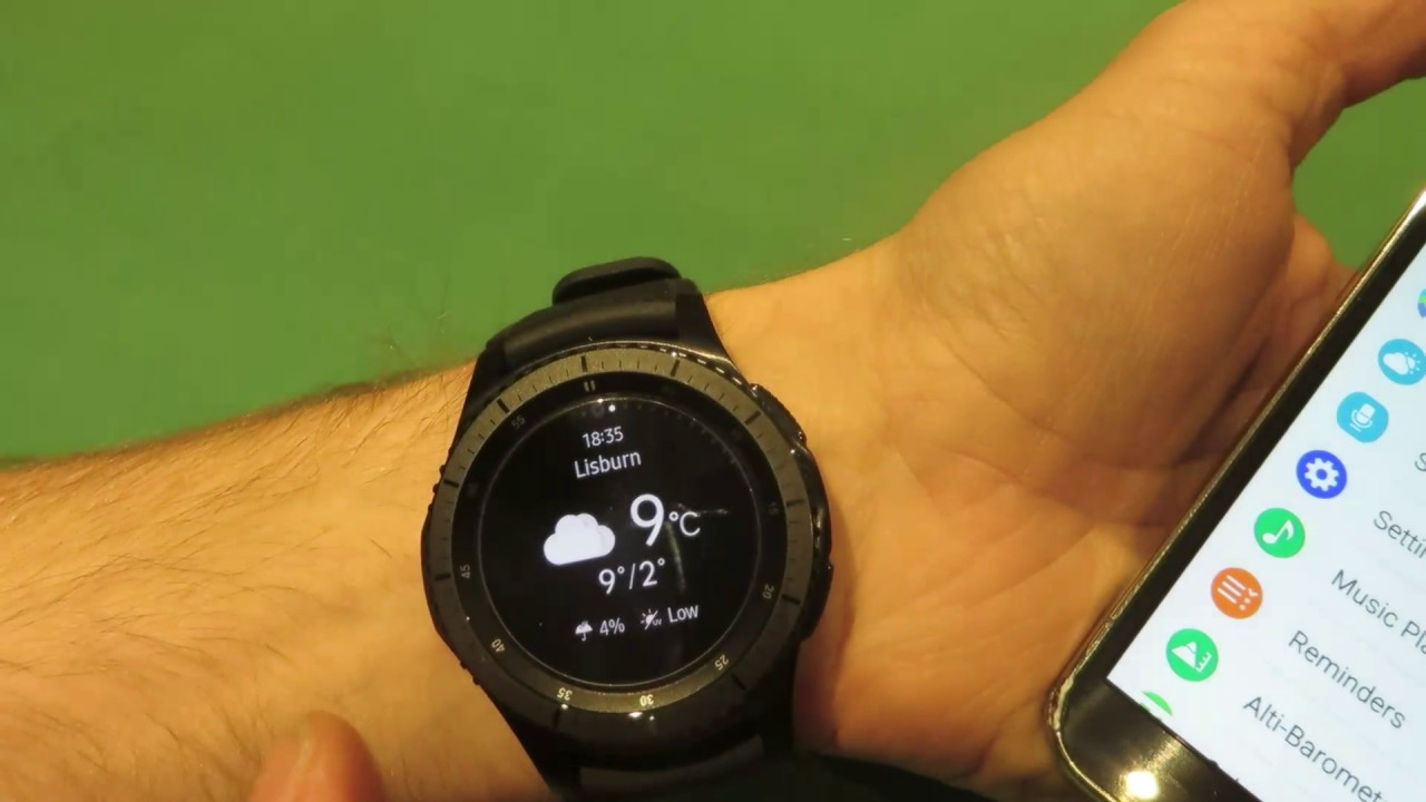 ef43021759222f Samsung Gear S3 Frontier 1 week later more tips and watch faces! by Mr  Analytical