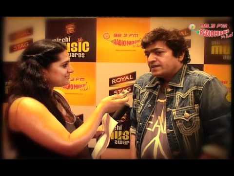 Aadesh Shrivastava @ the Jury Meet for The Royal Stag Mirchi Music Awards 2011!