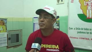 Josué Candido confirma paralisação na Região Jaguaribana