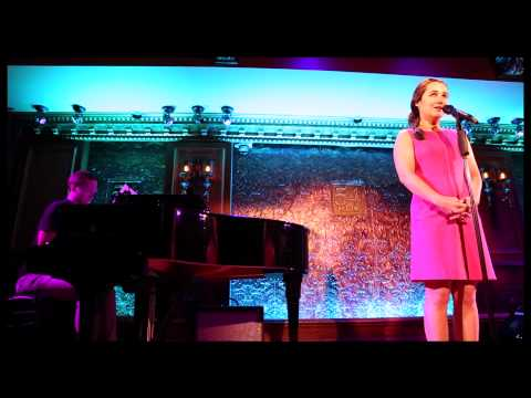 Lauren Worsham Goes from Classical to Creepy at 54 Below