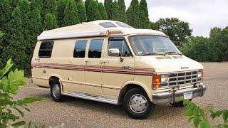 1988 Dodge Roadtrek Camper Van for Sale