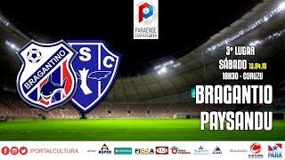 Melhores Momentos - Bragantino 5 x 3 Paysandu (Pênaltis) - #CulturaNoBanparazão