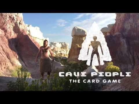 Cave People Card Game Kickstarter Trailer - Stellar Norte Game Co.