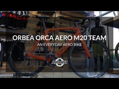 2019 Orbea Orca Aero M20 Team Bike Review: An Everyday Aero Bike!
