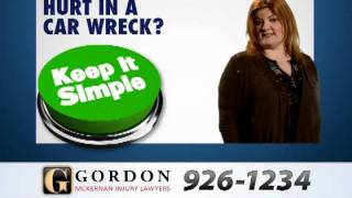 18-Wheeler Accident Lawyer | Gordon McKernan Injury Attorneys | Get Gordon it's Easy!