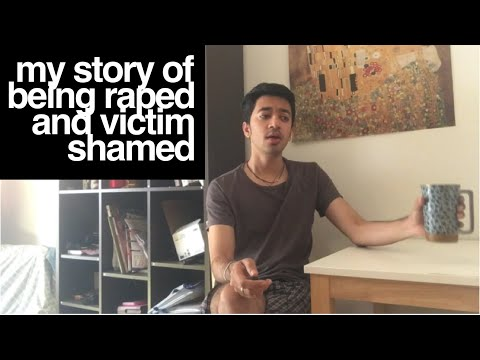 Rape and victim shaming - a man's story. Mp3