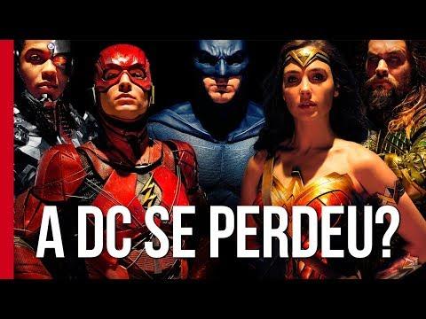 O QUE ESTÁ ACONTECENDO COM A WARNER/DC?