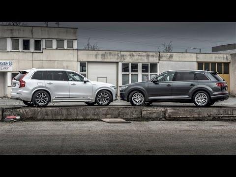 Audi Q7 vs. Volvo XC90
