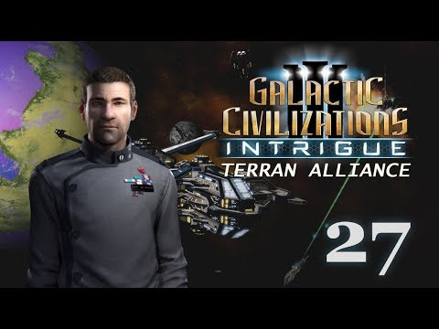 Galactic Civilizations III: Intrigue - Let's Play // Terran Alliance - Episode #27 [Finale]