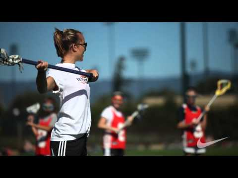 New Stanford Girls Lacrosse Camp Video