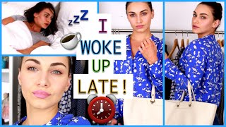 I Woke Up Late ! My Morning Routine + Neutrogena Hydro Boost Review | RubyGolani