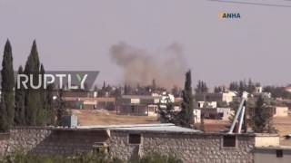 Syria: Turkey continues offensive against Kurds in Afrin