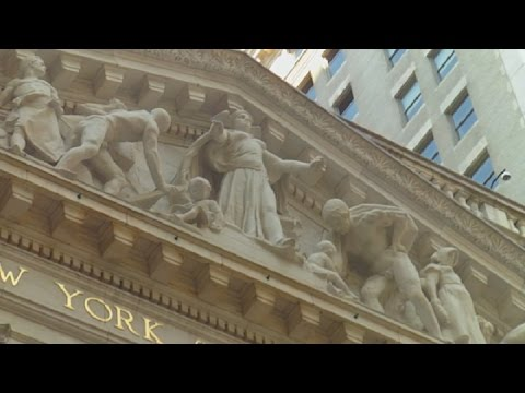 Integrity Protecting the Works of Man   Pediment of the New York Stock Exchange
