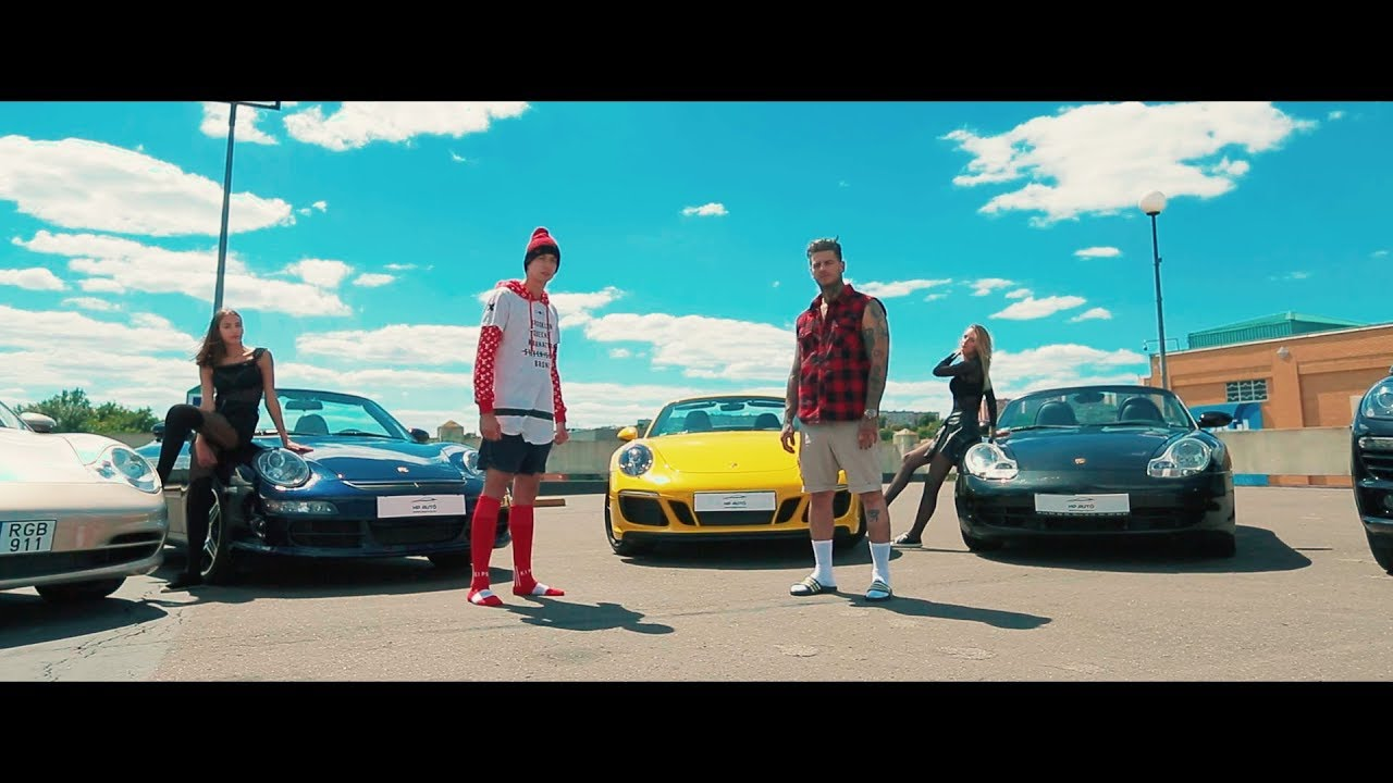 KrisztianFly x MANDULA - PORSCHE [OFFICIAL MUSIC VIDEO] #1
