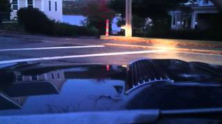 A short cruise of a 67 Chevelle SS.
