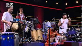 Ritmo Inferno - DRUMS UNITED