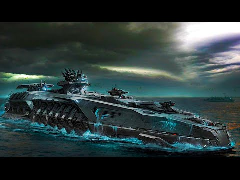 10 Most Amazing Naval Vessels