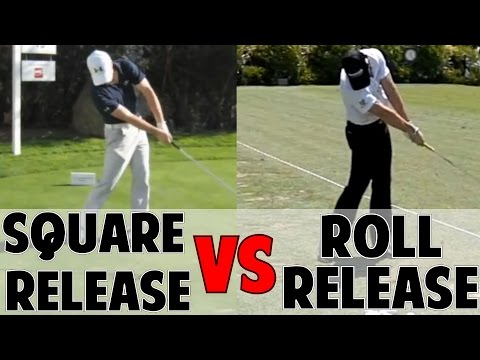 how-to-release-the-golf-club-|-square-vs.-roll-release