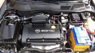 Не глохнет двигатель при выключенном зажигании Opel Astra G 2003 1,6(Opel Astra G 2003 года., 2015-08-26T22:14:46.000Z)